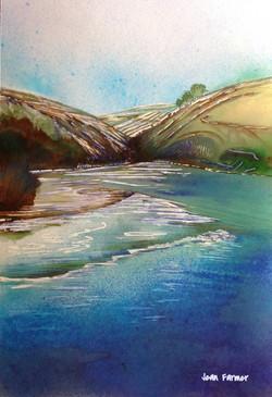 Bilberry Reservoir