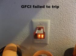 Kitchen GFCI