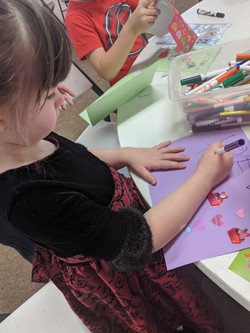 coloring at Fun in the Son