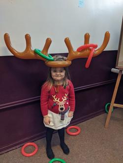 reindeer ring toss