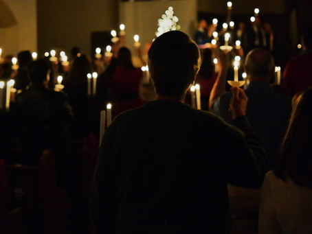 12.24.20 Online Christmas Eve Candlelit Service 7:30pm