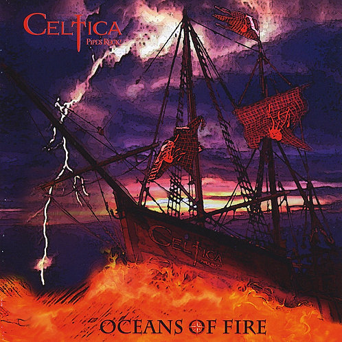 CD Oceans of Fire