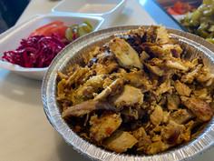 Chicken Shawarma Only
