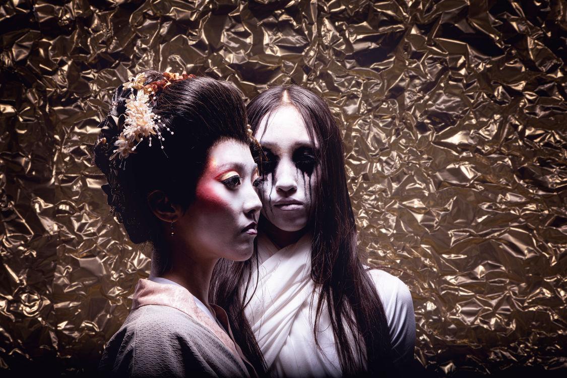 1. ayami miyata and minju kang in geisha