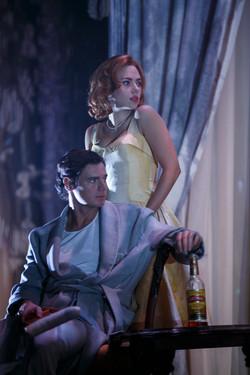 12_Cat0141r Scarlett Johansson and Benjamin Walker