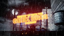 GEEK BROS podcast