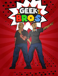 The GEEK BROS put their Director's caps on
