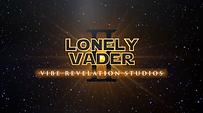"""LONELY VADER"" season 2 Star Wars parody title screen"