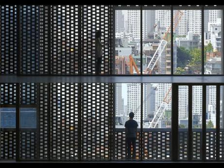 Doojin Hwang Architects: Won & Won 63.5 Building