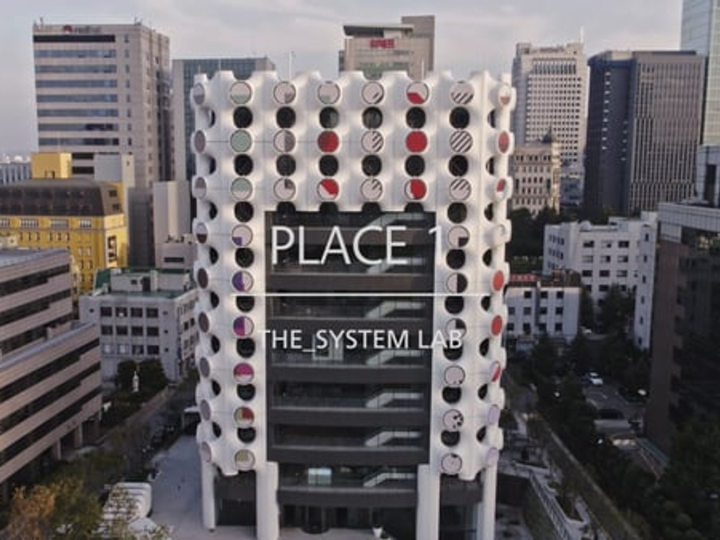 THE_SYSTEM LAB : Place 1