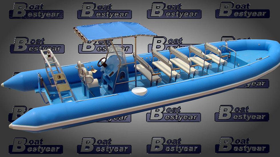 Rigid Inflatable Boat (RIB) 960M