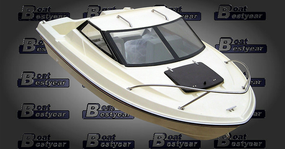 Hardtop Boat 550