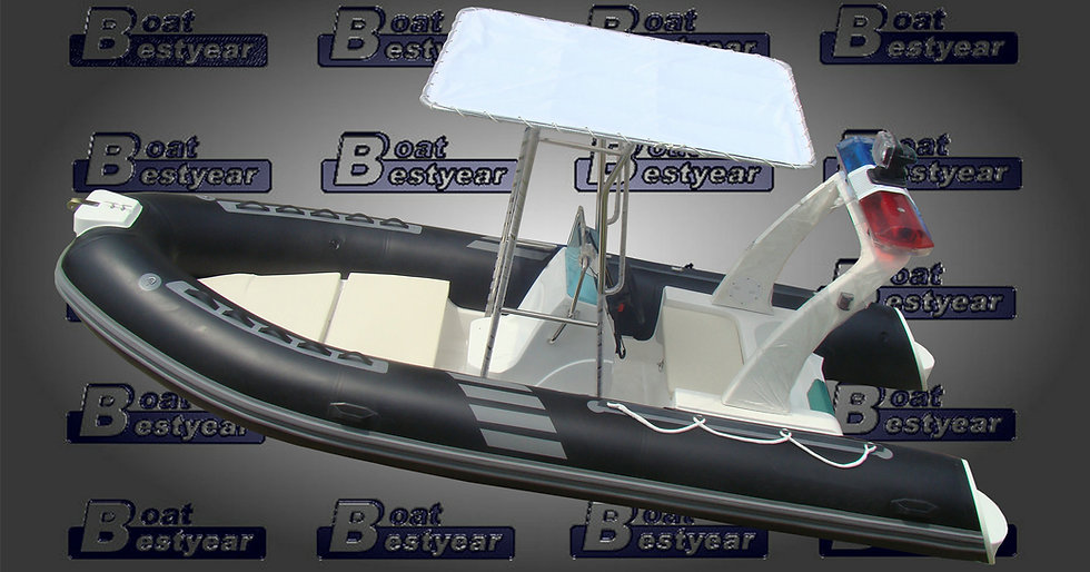 Rigid Inflatable Boat (RIB) 520E
