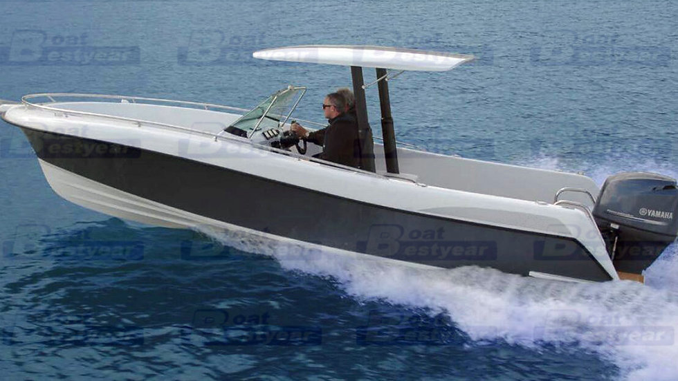22ft Center Console Fishing Boat