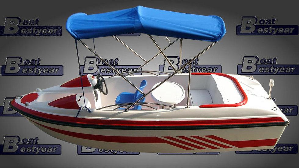 Electric Pleasure Boat 390