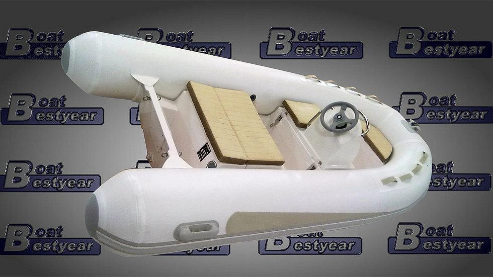 Italian Designed Rigid Inflatable Boat (RIB) 330