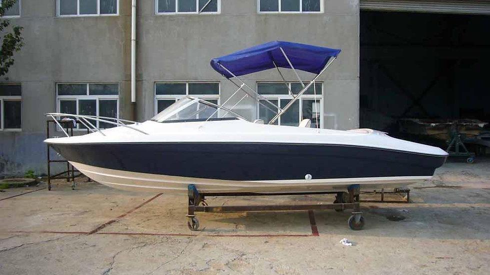 Cuddy Cabin Boat 640