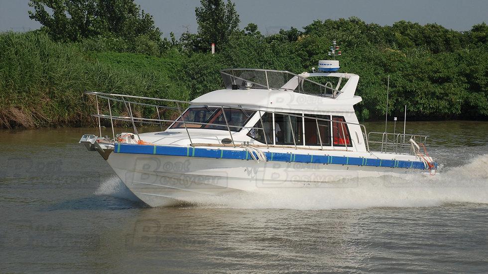 13.8m Cruiser Boat