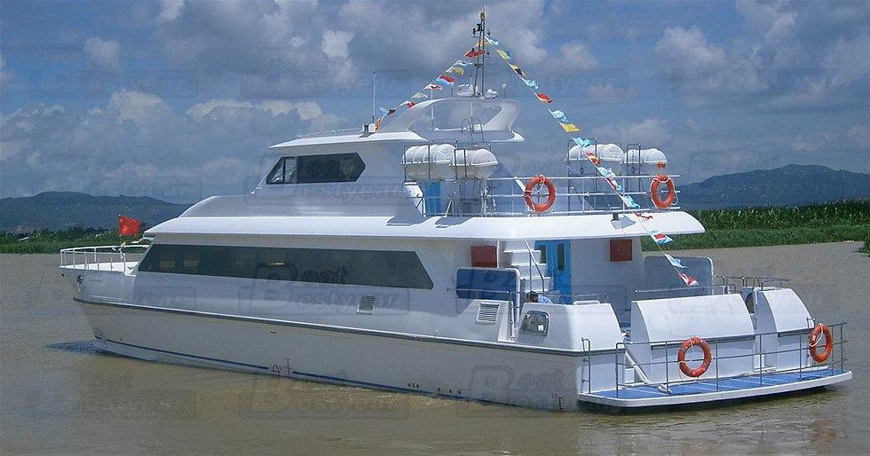 Catamaran Passenger Boat 2800