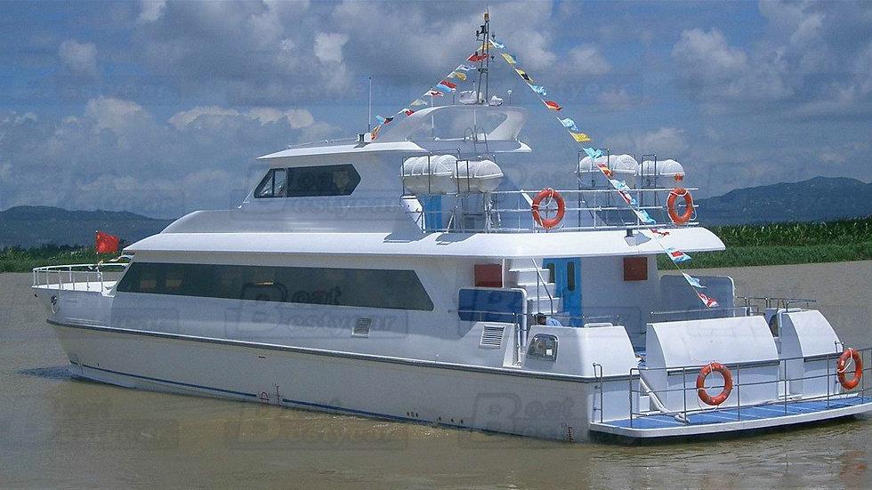 28m Catamaran