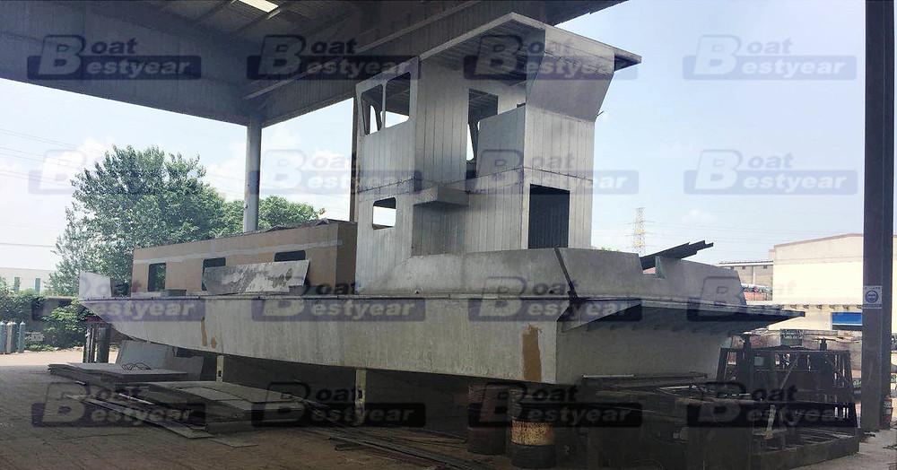 Bestyear Aluminum Landing Craft 2200