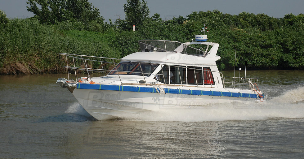 Cruiser / Work Boat 1380