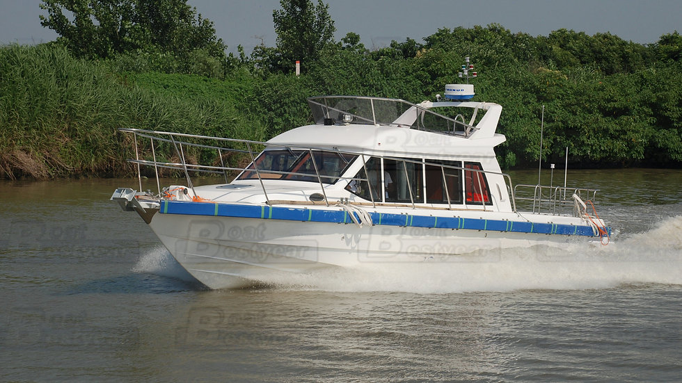 13.8m Cruiser Boat for 30 Passengers