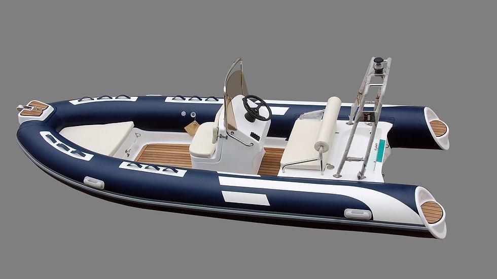 Rigid Inflatable Boat (RIB) 480AB