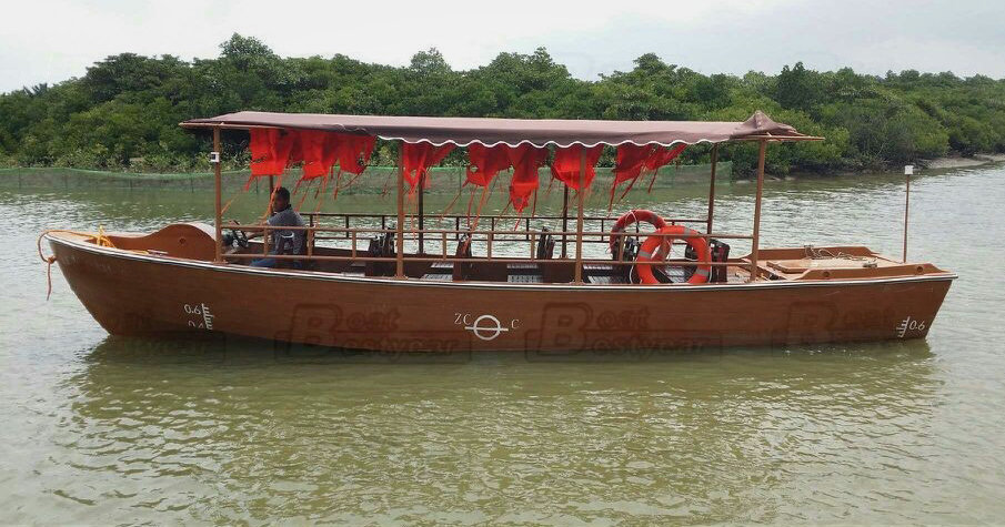 Electrical Sightseeing Boat E880