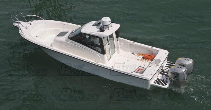 Japanese Fishing Boat UF28