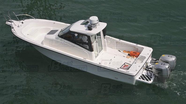 27ft Japanese Fishing Boat