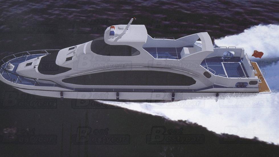 27m Passenger Boat for 150 Passengers