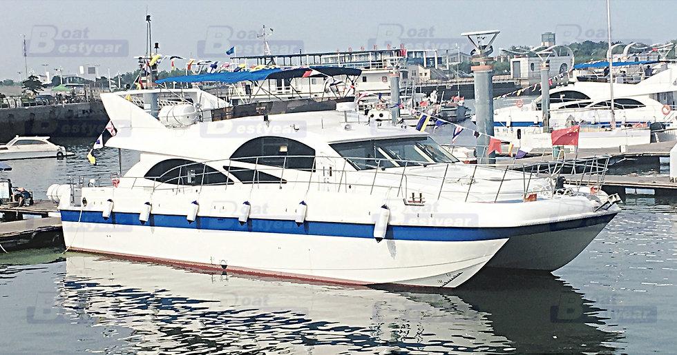 Catamaran Passenger Boat 2160