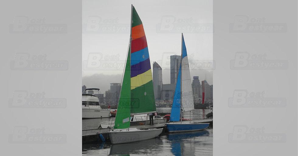 15ft Sailboat