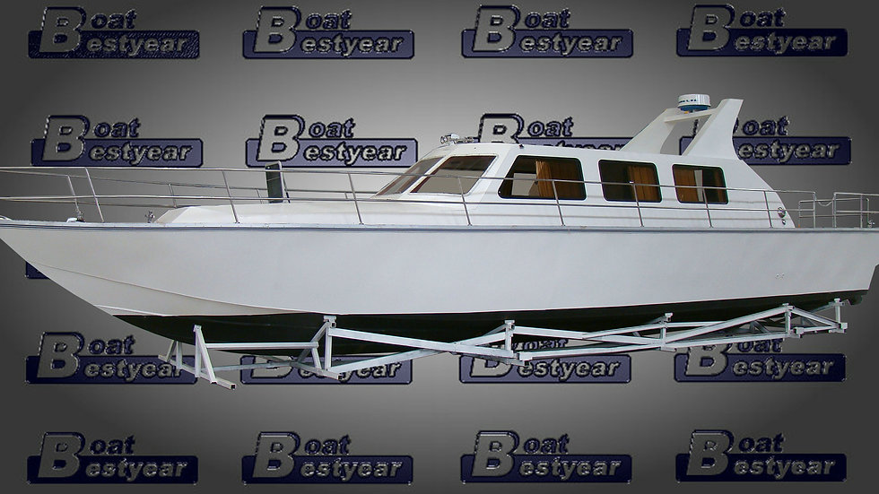 16m Aluminum Work Boat