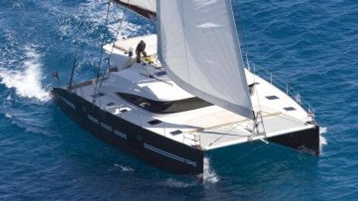 57ft Catamaran Sailboat
