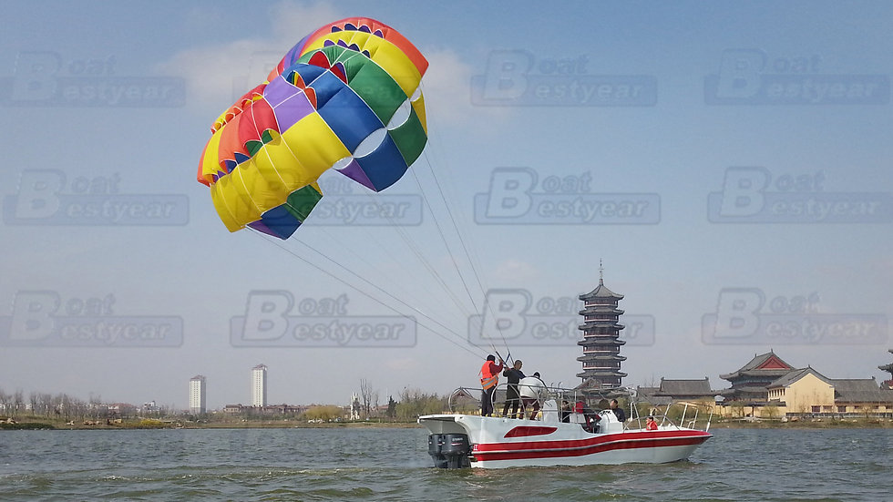 Parachute Boat 760