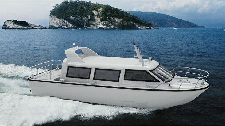 9.5m Ambulance Boat