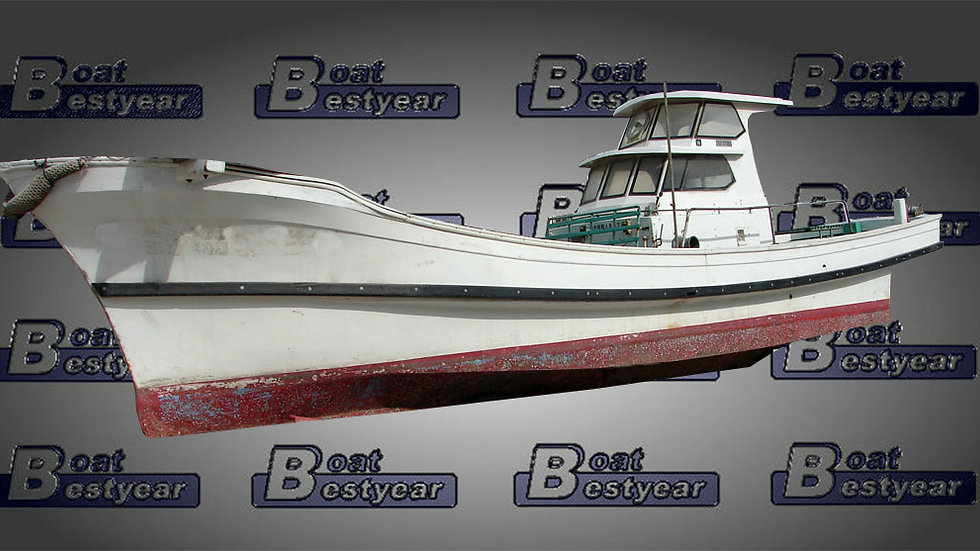 12m Commercial Fishing Boat