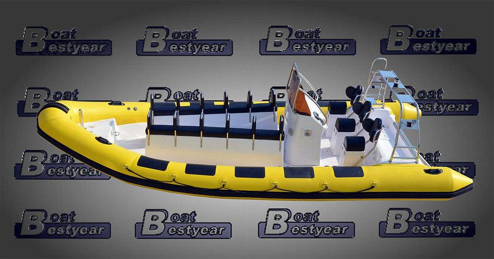 Rigid Inflatable Boat (RIB) 700M