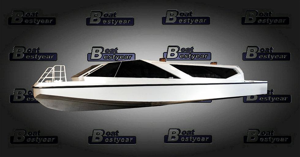 Aluminum Passenger Boat 1414