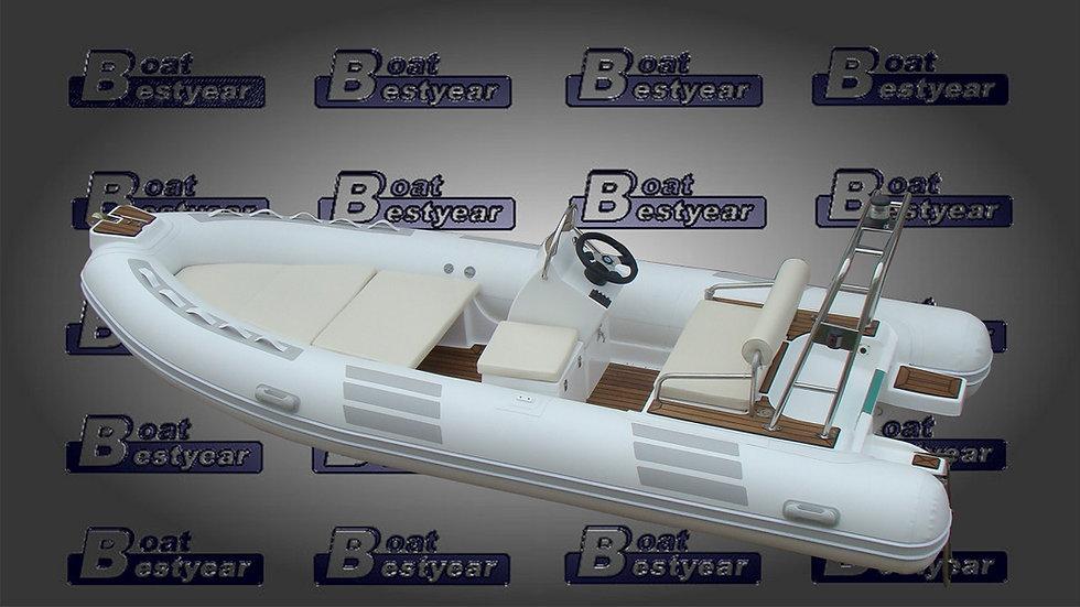 Rigid Inflatable Boat (RIB) 480AC