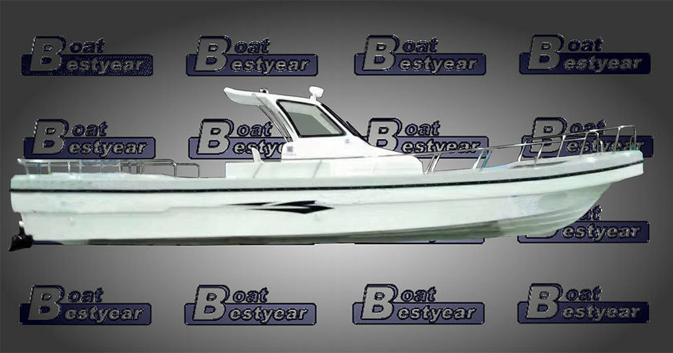 Panga 31 for Inboard Engine