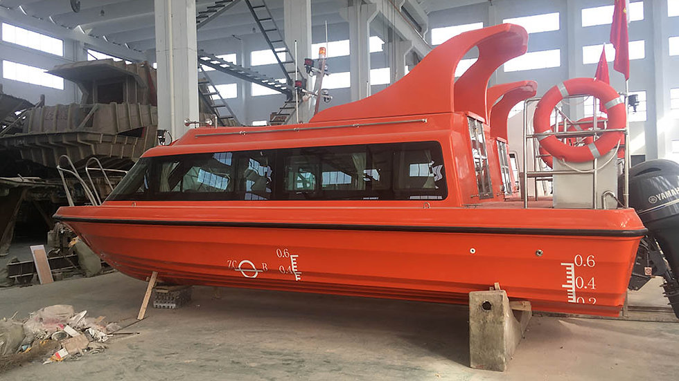 Water Taxi 28H / Rescue Boat / Research Boat