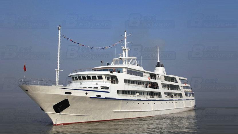 74m Passenger Boat for 650 Passengers