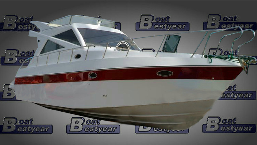 Bestyear 39.5ft Yacht