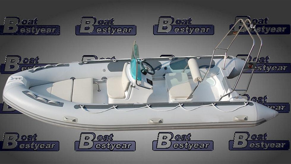 Rigid Inflatable Boat (RIB) 480A