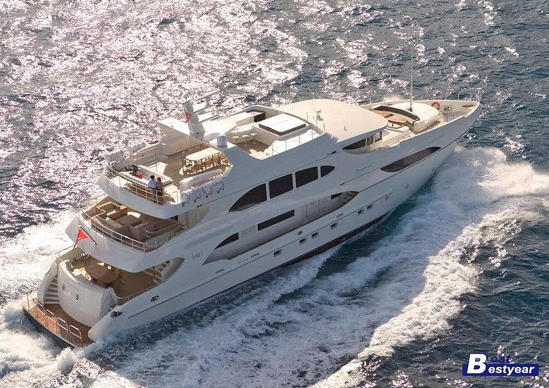 Hesper 127 Yacht
