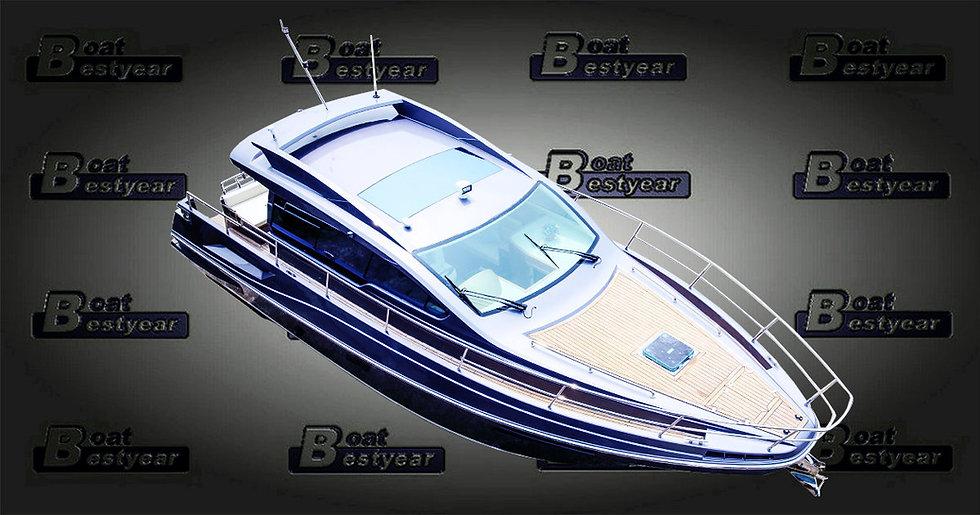 BY38 Sport Yacht