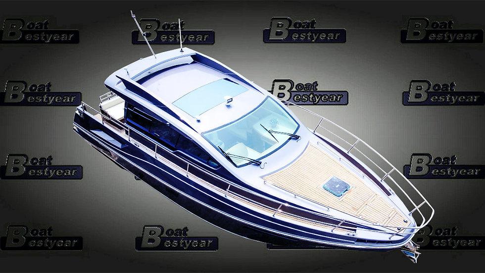Luxury Sport Motor Yacht BY38